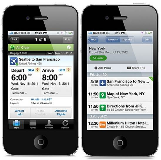top 10 Travel Apps for the iPhone. nice :)