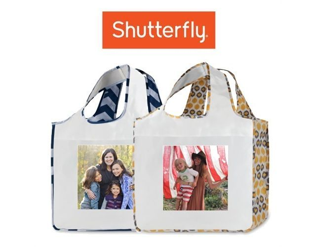 Free Reusable Shopping Bag or Small Luggage Tag Free (shutterfly.com)