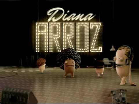 Diana Arroz - Comercial Mama Luchetti (Alta calidad) - YouTube
