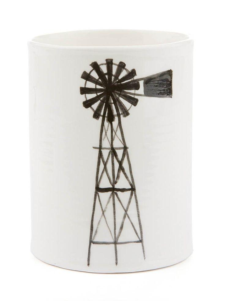 Windmill jam jar (R150)