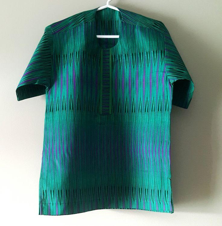 Kola - African Shirt - Boys