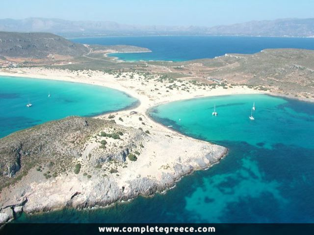 Simos Beach - Elafonisos - Laconia - #Greece