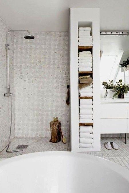 Reformas en el baño: 13 ideas para una ducha preciosa  #baños #reformas