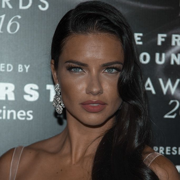 Gorgeous, even when shes crying Adriana Lima | Adriana