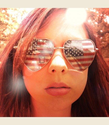 AmeRiCAN FLAG sunglasses {junk gypsy co}