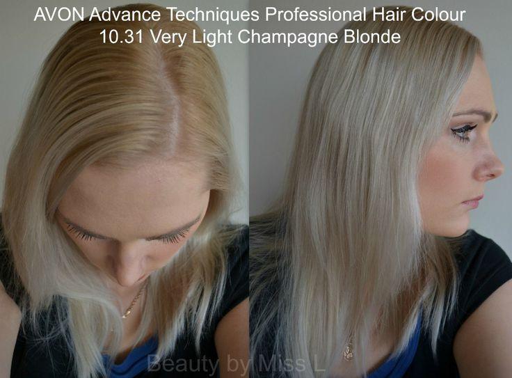 AVON Advance Techniques Professional Hair Colour | Professional ...