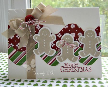 by Cindy Beach, Stamps Paper and Ink