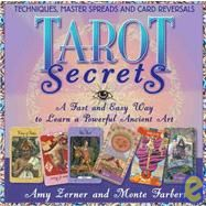 28 best tarot cards images on pinterest tarot tarot cards and tarot secrets a fast and easy way to learn a powerful ancient art by farber monte zerner amy paperback fandeluxe Choice Image