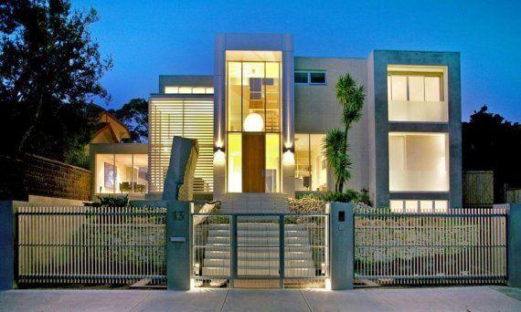 Contemporary house in melbourne australia architecture for Modern home decor melbourne