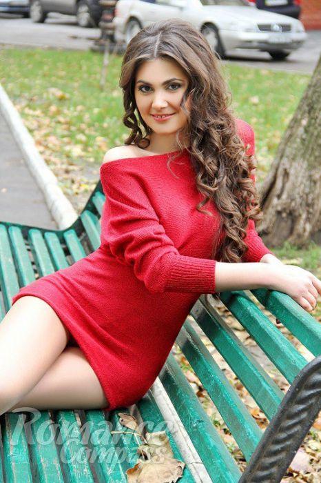 Date Ukraine single girl Tatyana: brown eyes, dark brown hair, 30 years old|ID66108
