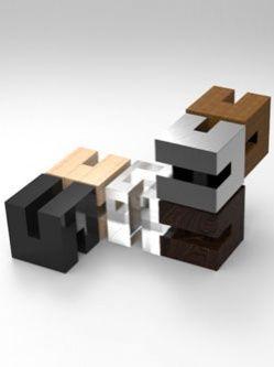 TWIST:id est un bijou connecté qui gère les mots de passe et garantit l'accès aux données en ligne. En associant une forme à certains comptes, chaque twist autorise alors la connexion, sans mot de passe. Cet objet intelligent communique avec toute interface et accompagne au quotidien. http://www.lecolededesign.com/fr/actualites/bdd/actualite/1887/titre/design-et-economie-numerique-au-web2day-2014