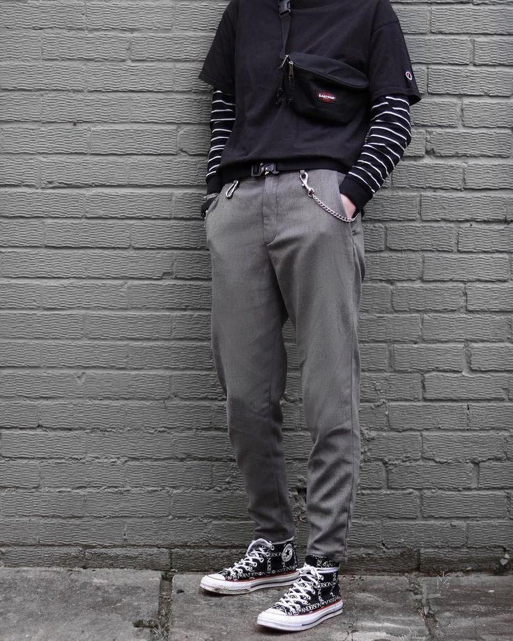 90er Outfit Männer