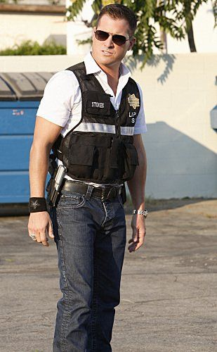 Nick Stokes (CSI)-----arrest me I have been a very bad girl :-)