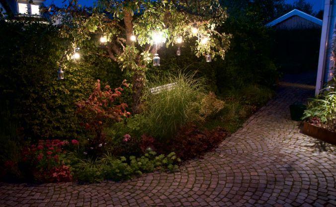 Belysning i trädgården- mina bästa tips!
