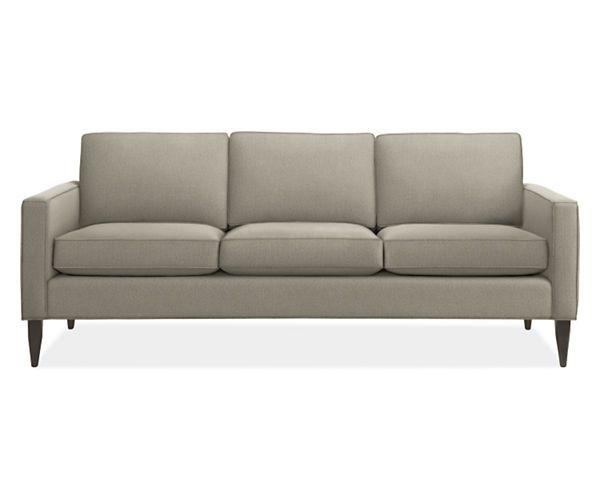 Room Board Murray 82 ThreeCushion Sofa 1099 Sofas