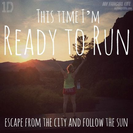 One Direction Four Lyrics - Ready to Run