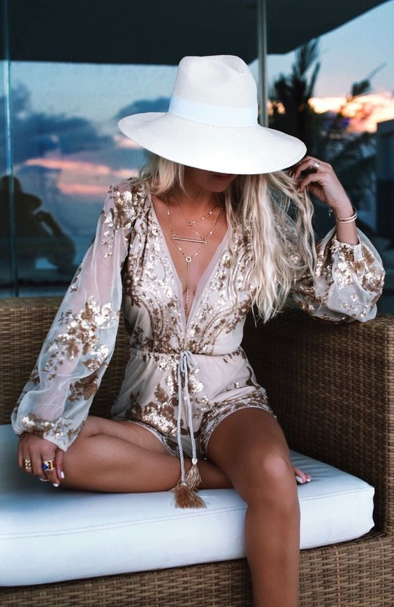 Beach Romper Ideas for Upcoming Season – Designers Outfits Collection