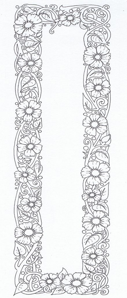 https://flic.kr/p/au7Ljc | border b&w | ready to colour, bookmark border.