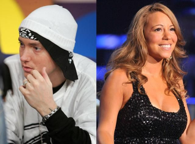 A Musical Timeline of the Eminem vs Mariah Carey Beef
