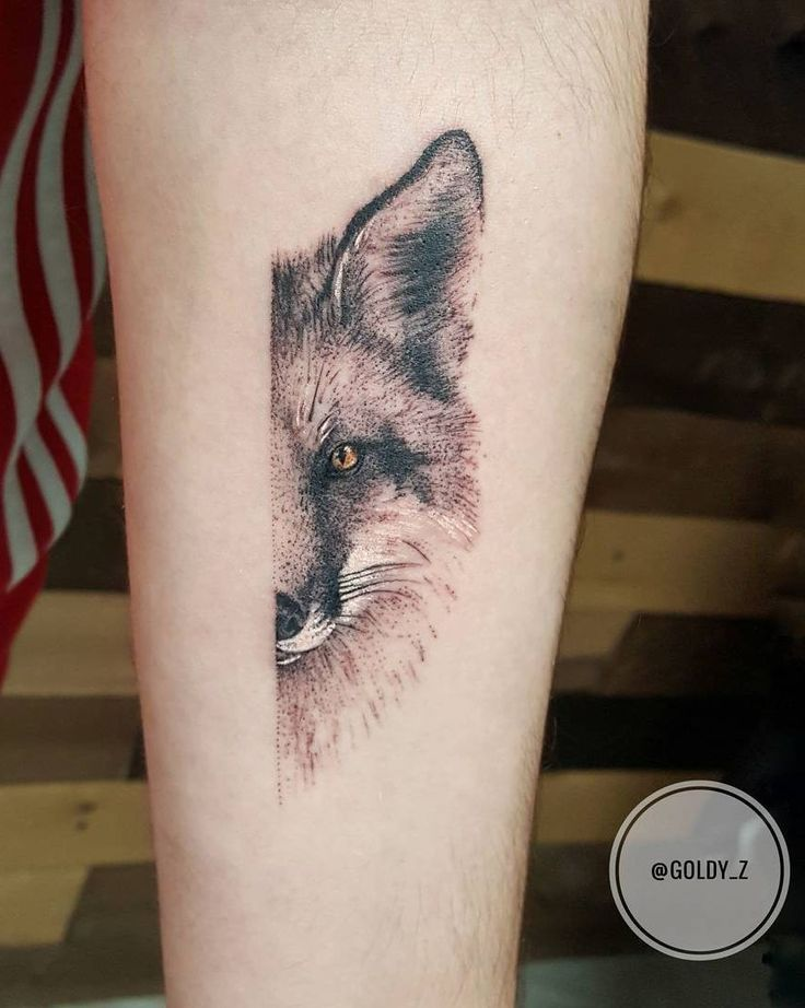 Grey Fox Tattoos Tattoos Watercolor Tattoos Fox Tattoos Small Fox Tattoos Meaning Fox Tattoos Geometric Ori In 2020 Fox Tattoo Fox Tattoo Design Fox Tattoo Men
