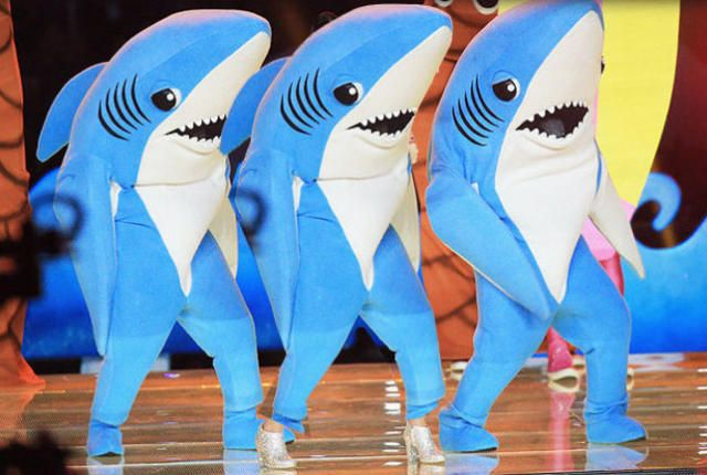Hurry and Buy Your Own Left Shark Costume | Mental Floss