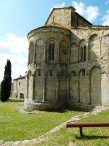 Pieve San Pietro a Romena, Casentino, Tuscany