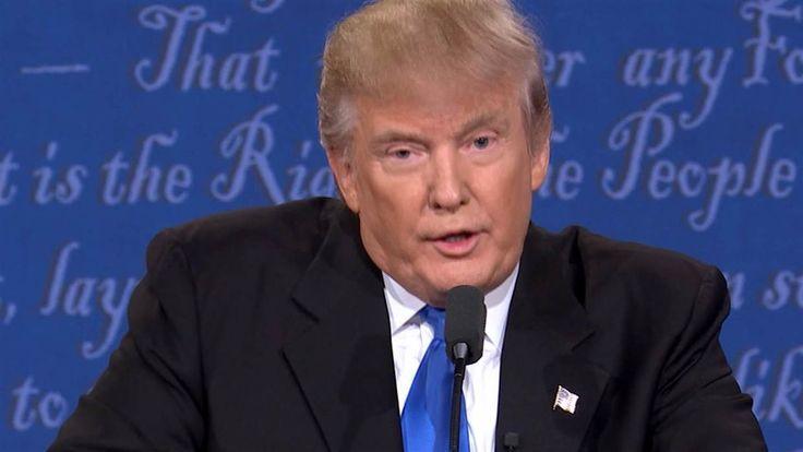 Trump vs. Trump: Fact Checking the Debate