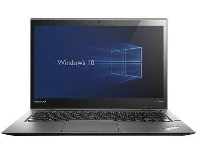 Ausgerüstet mit einem 14 Zoll Display darf sich das Lenovo ThinkPad X1 Carbon Touch 20BS003NGE aufgrund seiner verbauten Technik als Subnotebook bezeichnen. Derzeit werden in der Lenovo ThinkPad X1 Carbon Serie auch andere Geräte aufgelistet, die diesem Produkt technisch ebenbürtig sind. In Hinsicht auf die Tragbarkeit zeigt sich beim Lenovo ThinkPad X1 Carbon Touch 20BS003NGE eine 1,85 Centimeter Bauhöhe und eine Schwere von 1,44 kg.