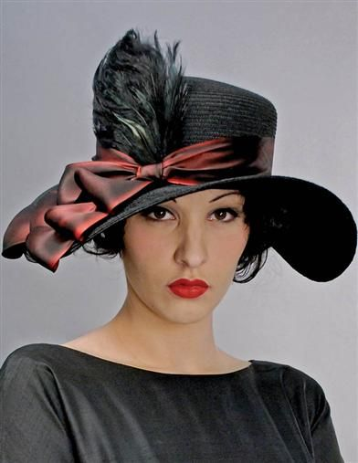 Victorian Style Hats e7e0200e774
