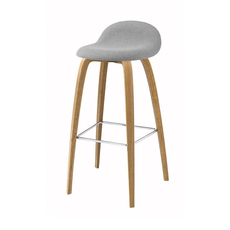 An elegant, yet understated design that employs innovative construction techniques. Produced by Danish design company Gubi, the The Gubi Chair is the first product to use the groundbreaking technique of plywood molded in three dimensions. A technology so innovative that the chair is included in MoMa's permanent design collection. The chair is available in several …