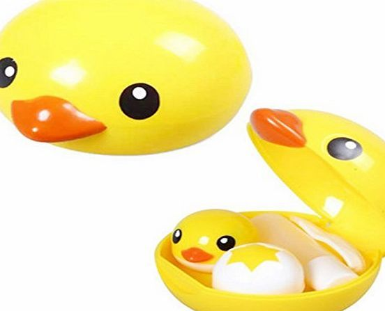 Belfastore Yellow Duck Contact Lens Case Travel Mirror Tweezers Solution Storage Kit <strong>Package Includes</strong>:1 * Contact Lens Cse SET (Barcode EAN = 7774425093482). http://www.comparestoreprices.co.uk/december-2016-week-1/belfastore-yellow-duck-contact-lens-case-travel-mirror-tweezers-solution-storage-kit.asp