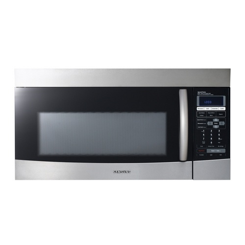 Microwave Convection Oven by Samsung OvertheRange Fan