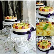 Нью-arriva роскошные торт тарелка подставка / свадьба десертную тарелку / кекс подставка / свадебный торт лоток(China (Mainland))