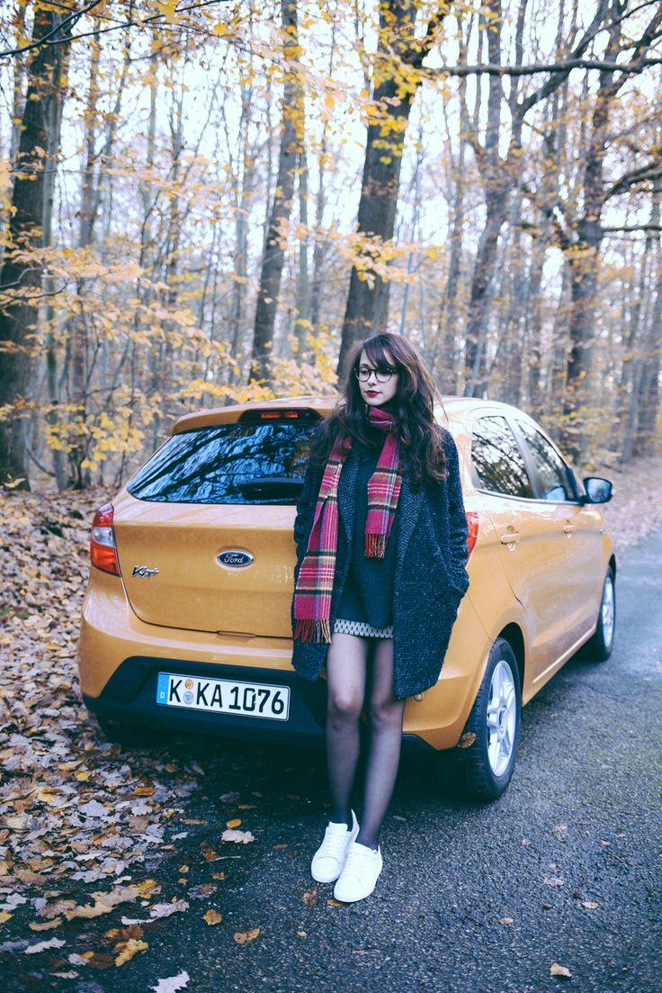 Voiture compacte citadine Ford KA   Test automobile blog Paris blogueuse lifestyle