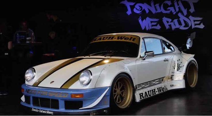 Porsche 965 diseñado especialmente para Need For Speed - http://autoproyecto.com/2015/11/porsche-965-need-for-speed.html?utm_source=PN&utm_medium=Pinterest+AP&utm_campaign=SNAP