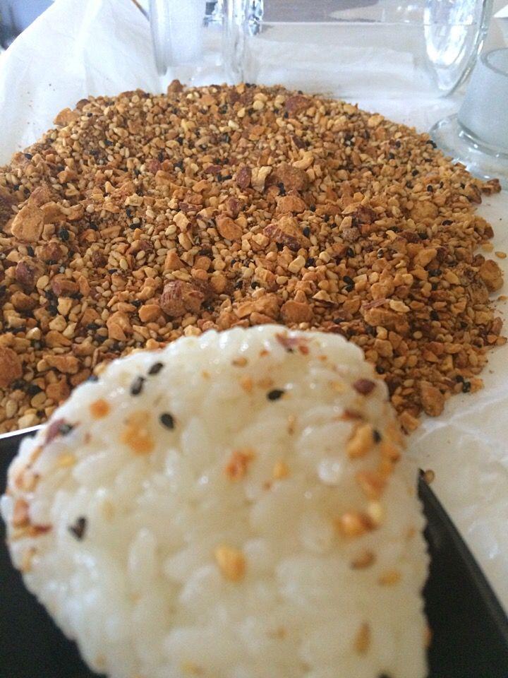 natsuroさんの料理 エジプト塩 まずは味のわかりやすい「おむすび」クミンのダイエット効果に期待してます。