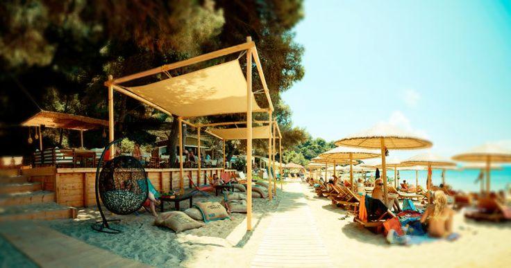 Agia Eleni Summer Beach Skiathos island greece