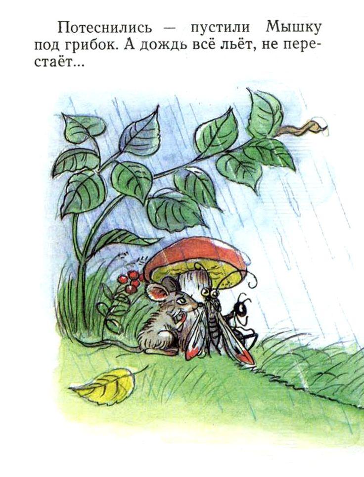 начнем, картинки к сказке сутеева под грибом красивые светящиеся открытки