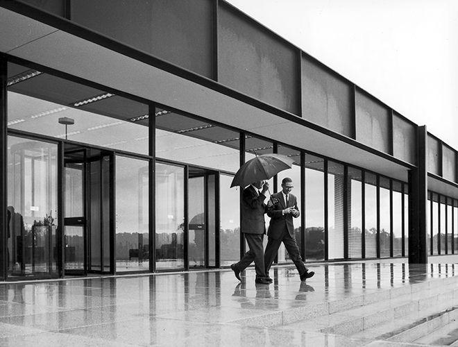 130 best steel framed houses images on pinterest steel for Interior design agency nottingham