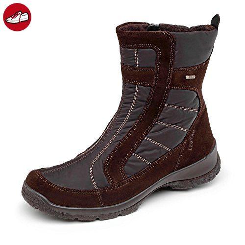 Legero TEX-Stiefel, Groesse 5, braun - Stiefel für frauen (*Partner-Link)