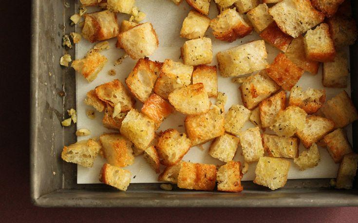 Daddy Cool!: 15+1 τρόποι να αξιοποιήσεις το μπαγιάτικο ψωμί!