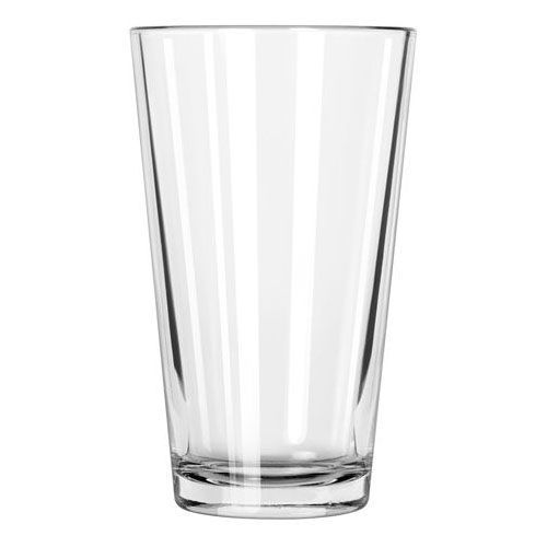 Libbey Glassware 16 Oz. Pint Glasses - Set of 12