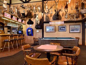 Safari Lounge at Days Inn Thermopolis, Wyo