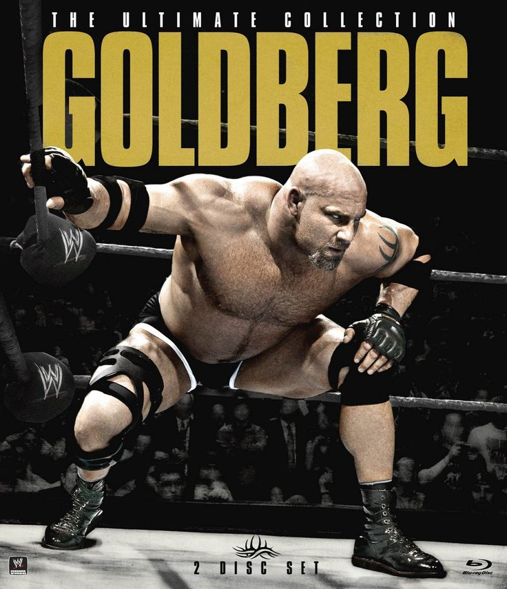 This collection of classic matches featuring the popular professional wrestler Goldberg includes the victory over Hulk Hogan that brought him his first major title, as well as his WWE debut, and his f