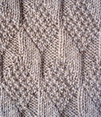 How To Unravel Knitting Stitches : moss diamond stitch knitting stitches Pinterest Diamonds and Stitches