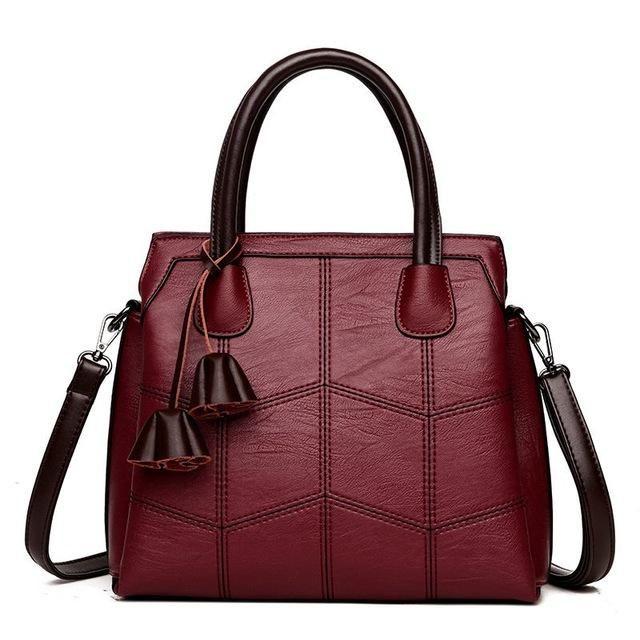 NEW <b>Luxury</b> Handbags <b>Women Bags Designer</b> Leather handbags ...