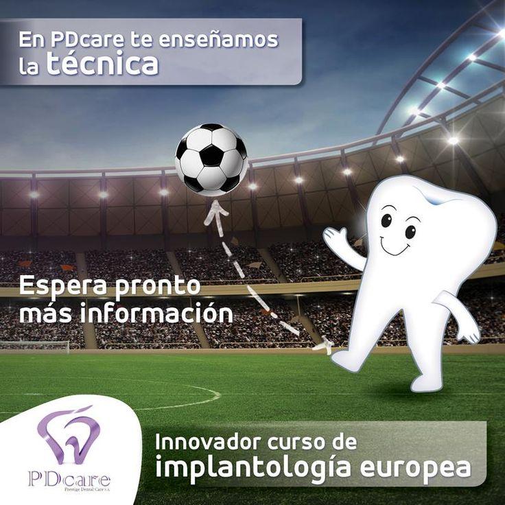 #Entérate Entra en las grandes ligas en Implantología Dental ¡No te lo puedes perder! #OdontólogosCol #Odontólogos