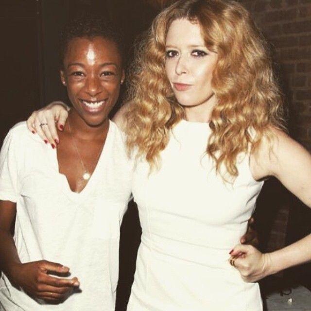 Orange is the New Black - Samira Wiley and Natasha Lyonne