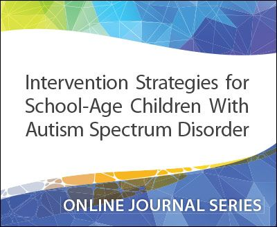 autism spectrum disorder interventions essay Spectrum disorders (asd), and that have delayed or impaired l1  in chapter  6, i conclude the essay with the potential impact the results  proper parental  engagement, such as reading to children and other verbal interventions, may.