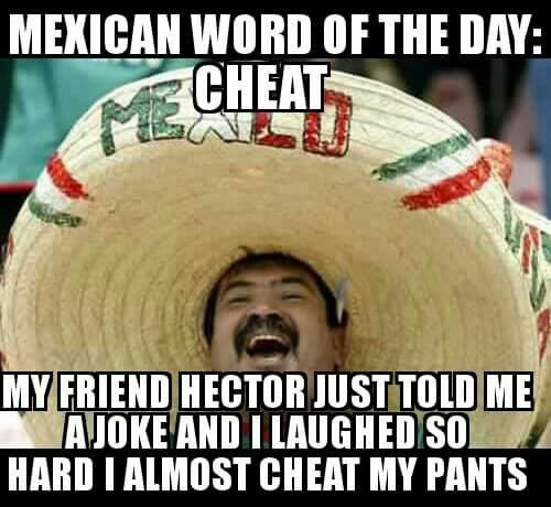 Funny Gay Mexican Meme : Best mexican word of the day images on pinterest